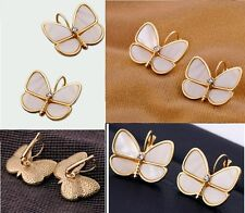 E170 BETSEY JOHNSON Madame Butterfly Martin Wedding Accessories Earrings US
