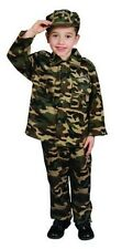 New 3 Pc  MILITARY ARMY HOLLOWEEN PLAY MAKE BELIEVE KIDS CHILD TODDLER T 4