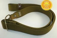 USSR Dated Original Soviet Russian AK SKS SVD Rifle Carrying SLING BELT + GIFT
