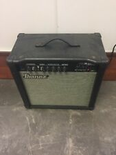 Ibanez Tone Blaster 25R Amp Guitar Amplifier PJ30G Power Jam