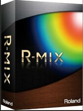 Roland R-Mix Audio Processing Software for Windows 7 8 10  Ableton Activation
