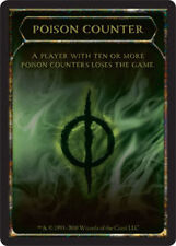 Poison Counter Token LP Scars of Mirrodin MTG Infect