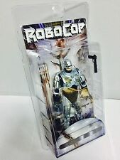 "NECA ROBOCOP BATTLE DAMAGED ROBOCOP 7"" pollici Action Figure 2012 25th Anniversario"