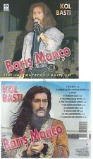 CD--BARIS MANCO -- -- KOL BASTI
