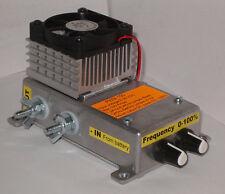 8-35 VDC 100A PWM IN ALUMINUM BOX 1.2-6.4Khz & 12-64kHz HHO GENERATOR  12 24 VDC