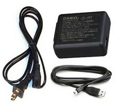 Genuine Casio ADC53U USB AC Adapter for QV-R200 QV-R70