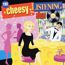 THE CHEESY LISTENING ALBUM - 25 CLASSIC INSTRUMENTAL EASY LISTENING FAVORITES!!