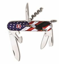 Victorinox Swiss Army Knife Spartan - Limited Edition - US Flag and Bald Eagle