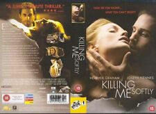 Killing Me Softly, Heather Graham VHS Video Promo Sample Sleeve/Cover #9020
