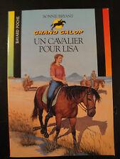 Livre Enfant - Un Cavalier pour Lisa - Bonnie Bryant - 2005