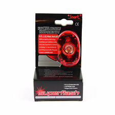 Smart Superflash 1/2W Red LED Bicycle Rear Light