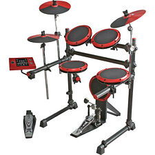 ddrum DD1 Electronic Drum Set Snare, Cymbals, Hi-Hat Controller Pedal and Pads