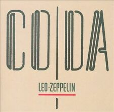 Led Zeppelin Coda (1994)  Disc