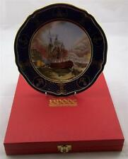 Spode - The Maritime England Plates - Battle of Camperdown 1797 - Number 5 BOXED