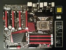 ASUS RAMPAGE III EXTREME Intel Motherboard X58 LGA 1366, bad mem slot (1 of 6)