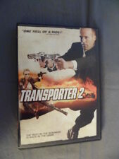 Transporter 2 (DVD, 2006, Dual Side)