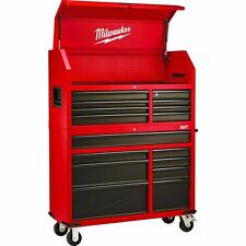 Milwaukee Rolling Tool Cabinet Chest Box 16 Dr. Toolbox Storage w 120 V Outlets