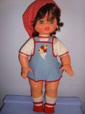FURGA PISANELLA BAMBOLA vintage anni 70 bambolina muneca doll Italy poupee toy