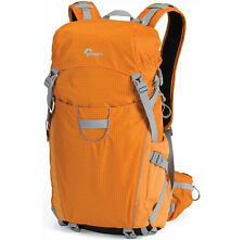 Orange Lowepro Photo Sport 200 AW DSLR Digital Camera Bag Backpack Rain Cover