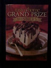 Taste of Home Grand Prize Winners Cookbook