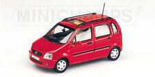 Minichamps 430049001 OPEL AGILA - 2000 - RED L.E. 1344 pcs. - 1:43  #NEU in OVP#
