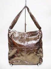 NWT Latico Shoulder Bag Leather Bronze W/Silver Hardware