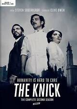 The Knick: 2nd Second Season 2 Two - DVD