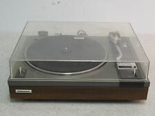 Vintage PIONEER PL-115D Automatic Turntable, w/ New Belt (No Headshell)