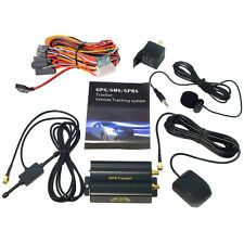 MINI GPS/SMS/GPRS TRACKER TK103A VEHICLE CAR REALTIME TRACKING DEVICE SYSTEM FS