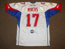 Philip Rivers San Diego Chargers 2007 Pro Bowl Authentic Jersey Reebok sz 52 New
