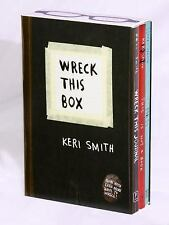 NEW Wreck This Box Boxed Set by Keri Smith (2012, Paperback / Paperback)