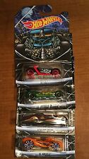 2015 HOT WHEELS HAPPY HALLOWEEN COLLECTION COMPLETE SET OF 4 CARS NIB