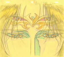 Anime Genga not Cel Record of Lodoss War (handdrawn by YUTAKA MINOWA) #23