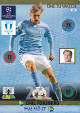 2014/15 Adrenalyn Xl Champions League Malmo FF Emil Forsberg uno para ver