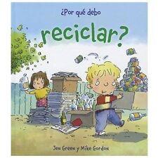 Por que debo reciclar? (Spanish Edition)-ExLibrary