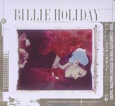 The Complete Verve Studio Master Takes [Box] [Limited] by Billie Holiday (CD, De