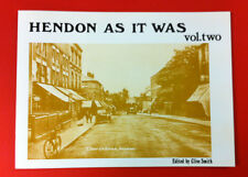 Memories - Hendon As It Was Vol.2 in Photo's Book History London