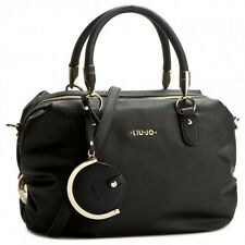 LIU-JO LINE CLAIRE handbag box AXX001 black - Woman