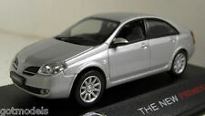J Collection 1/43 Scale - Nissan Primera Silver diecast model car