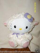 """Hello Kitty TY Little Lamb Plush 6"""""""