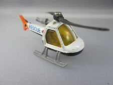 "Matchbox/ Helicopter ""Rescue""   1:110 Scale, Hubschrauber  (GK16)"