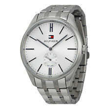 Tommy Hilfiger Curis Blue Dial Stainless Steel Mens Watch 1791172