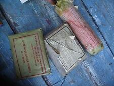 pansement francais individuel WW2 du poilu lot de 3 differents