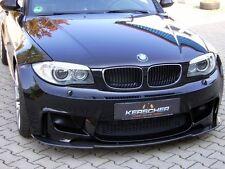 Kerscher Front Becquet épée carbone pour BMW 1er e82 M Coupé