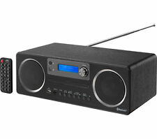 JVC rd-d70 HI-FI STEREO SISTEMA DAB Radio CD Player Wireless Bluetooth porta USB