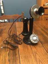 Original 1920s working Dial Candlestick Telephone