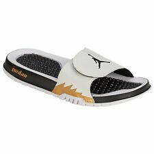 Nike Air Jordan Mens Retro 5 Hydro Slides Shoes Flip Flops Size 14 NIB
