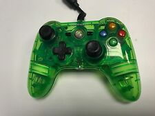 Xbox 360 POWER A GREEN CONTROLLER Control Pad WIRED