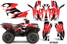 AMR Racing Yamaha Grizzly EPS/EPS Graphic Kit Wrap Quad Decals ATV 2015+ ATTK R
