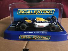 Scalextric  1993 Williams f1 Alain Prost Mint Boxed ref c3094